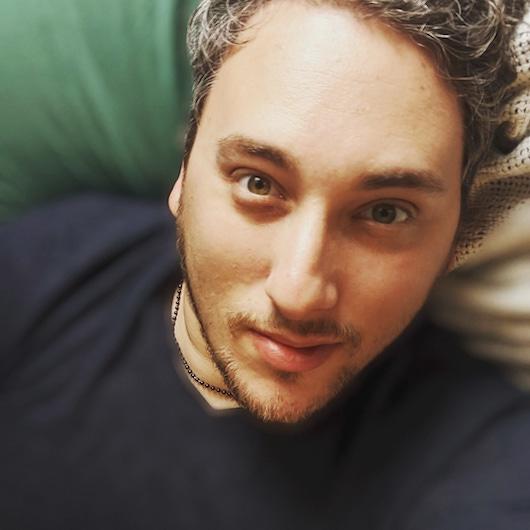 Photo of Jeremy.