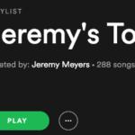 Jeremy's Top Albums - 2015