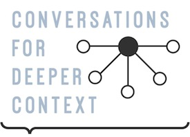 Conversations For Deeper Context Logo